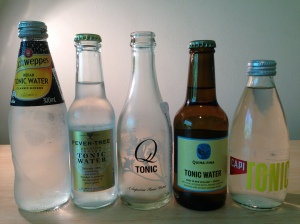Tonic Waters