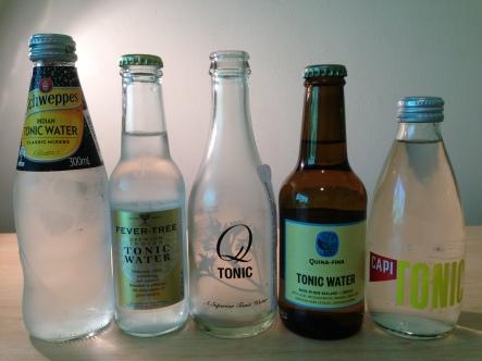 Tonic Waters