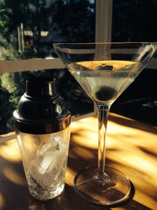 Four Pillars Gin Martini