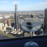 My Top 5 Melbourne Martinis
