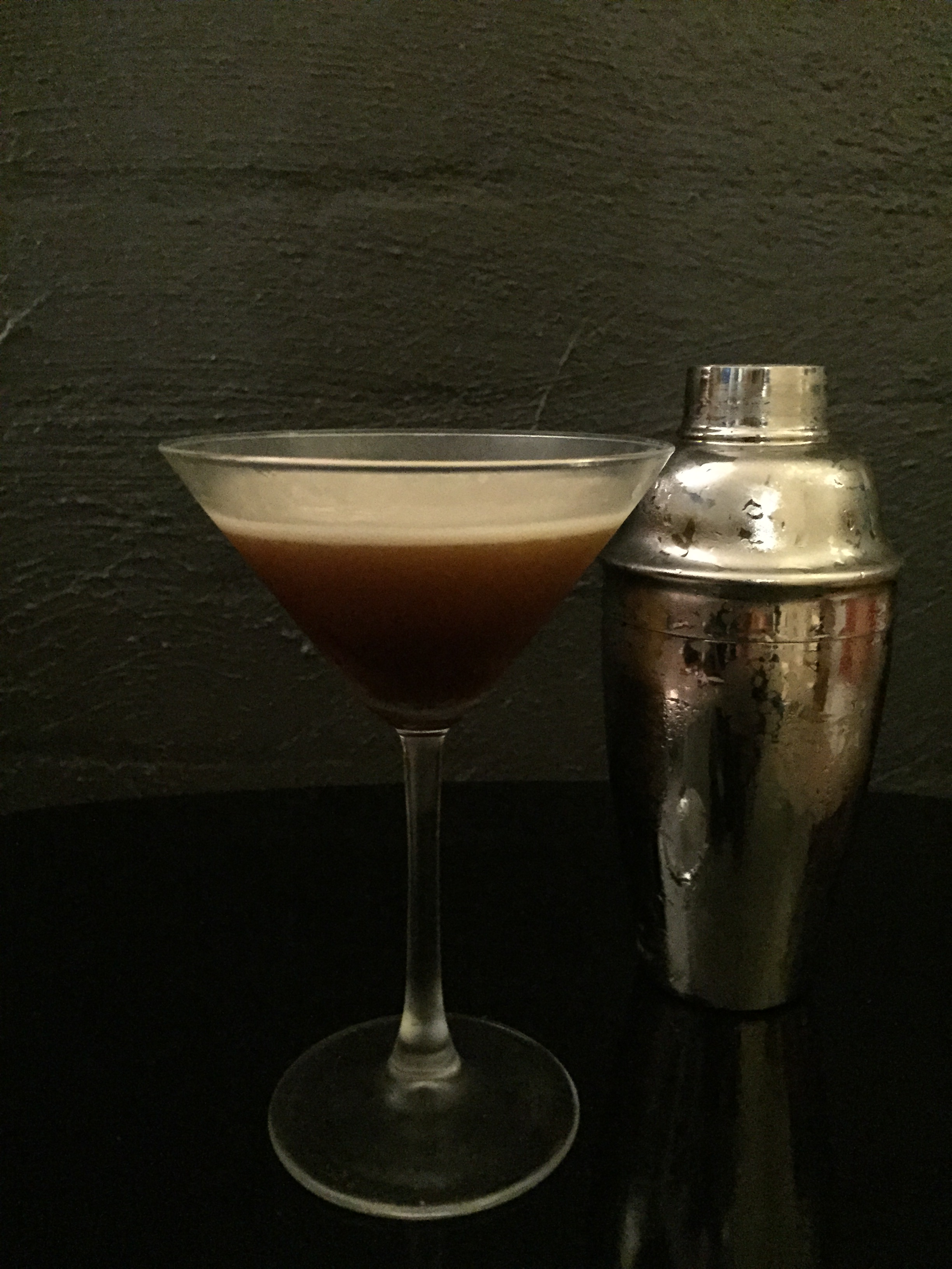 Simple way to make espresso martini easy