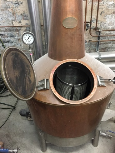Where the magic happens at Archie Rose Distillery