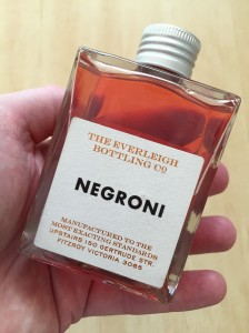 The Yang to the Martini's Yin, the Negroni.