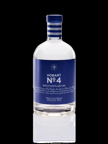 Hobart No.4 Gin Bottle Shot