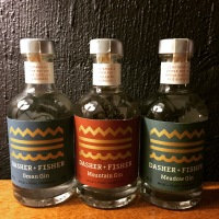 Review: Dasher + Fisher Gins