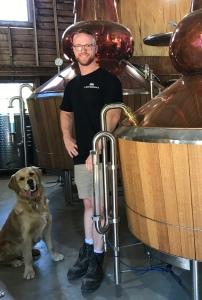 Head Distiller Joe Dinsmoor